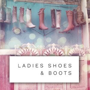Awesome Ladies Shoes Beyond This Point --->